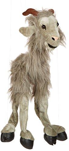 Sunny toys 38' Large Grey Goat Marionette