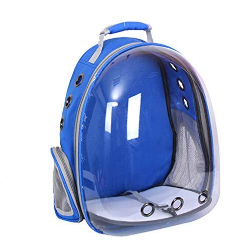Pet Bubble Backpack -pet Capsule Carrier Astronaut Pet Cat Dog Puppy Carrier Reistas Space Capsule Backpack Ademend voor kat en puppy, Ventilate Transparante Capsule Carrier Backpack voor reizen.