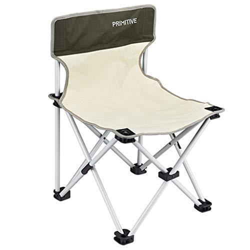 BBQ Compact pour Camping Activit/és de Plein air Randonn/ée Concerts HLD Mini Tabouret Ext/érieur Pliable,Tabouret de Camping Pliant en Aluminium Pliable P/êche