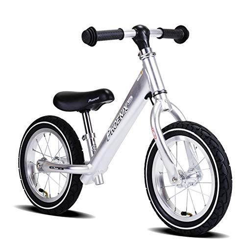AMYDREAMSTORE Ni?os Bicicleta sin Pedales para la Edad de 18 Meses a 6 a?os, Ni?os Bicicleta de Equilibrio Bebé yo Scooter Ni?o ni?o Deslice la Bici a pie Sin Pedal-I 50x85cm(20x33inch)