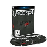 Restless & Live / [Blu-ray]