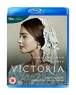 Victoria Series 1-3 Blu-Ray [2019] (B07NJL6ZY1) | Amazon price tracker / tracking, Amazon price history charts, Amazon price watches, Amazon price drop alerts