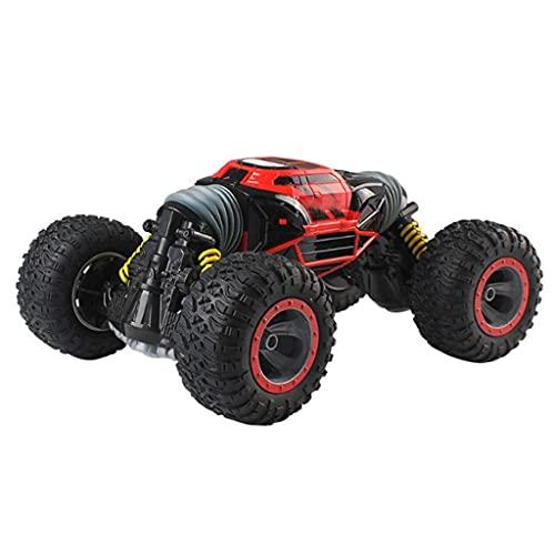 YLJYJ 1: 8 Control Remoto Stunt Car 2.4Ghz Plástico Biónico Diseño de Columna Cervical Conversión multimodo con un Solo Clic 4WD Bigfoot D (automóvil Inteligente)