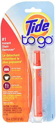 Tide Pens to go Instant Stain Remover 10ml(0.33 FL oz.) - (Pack of 12)