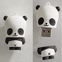 D-CLICK TM 4GB/8GB/16GB/32GB/64GB/Cool Shape USB High speed Flash Memory Stick Pen Drive Disk (16GB, Baby Panda)