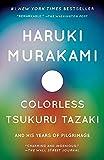Colorless Tsukuru Tazaki...image
