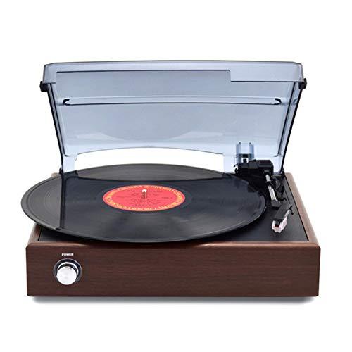 SHANG-JUN Radio Grabar Pasado de Moda clásico Moderno analógico fonógrafo Inicio Vinilo...