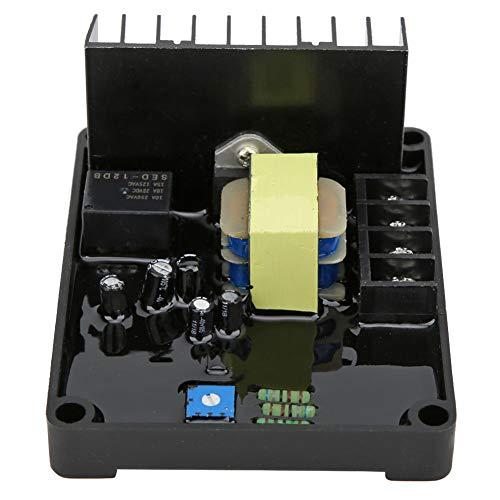 Oumefar Regolatore di Tensione Automatico Mini Size GB160 20-100VDC Controllo regolatore di Tensione ad Alta precisione Compatibile per alternatore monofase a Spazzola Automotive