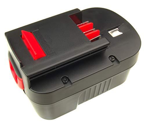 Vinitech Akku für BLACK&DECKER Firestorm FS140 B / FSB14 14,4V 2000mAh NiMh