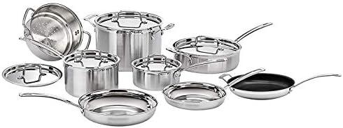 Top 10 Best 13 piece cookware set Reviews