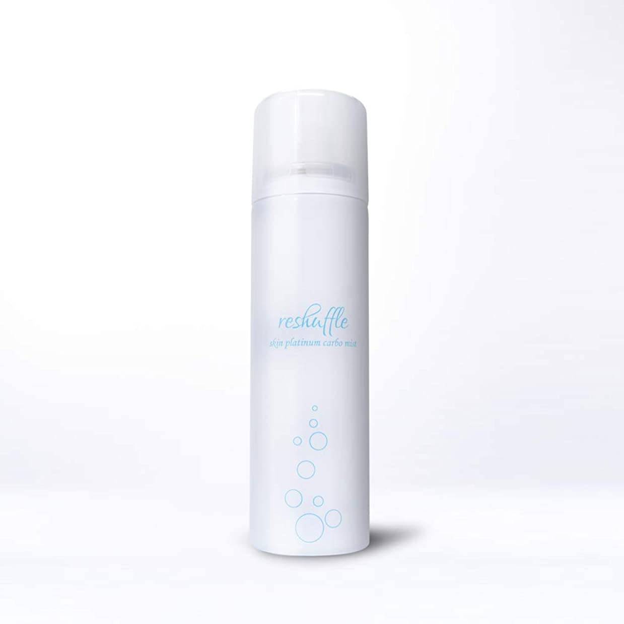 経由で隣人四半期ニキビ 角質ケア シミ そばかす 対策 炭酸化粧水 リシャッフル/炭酸スプレー美容液 (高濃度 グリチルリチン酸 2K 配合) オールインワンミスト