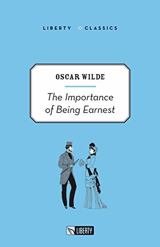 The importance of being Earnest [Lingua inglese]