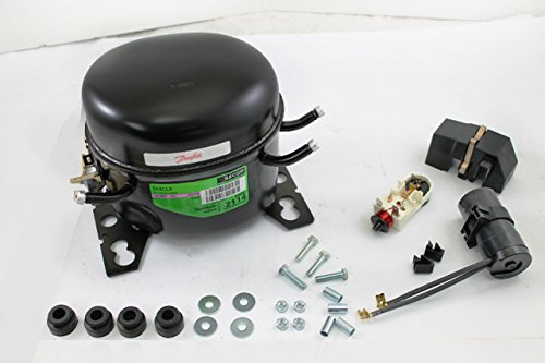 Fantastic Deal! Danfoss 195B0666 TF4CLX 115V R404a Compress Kit