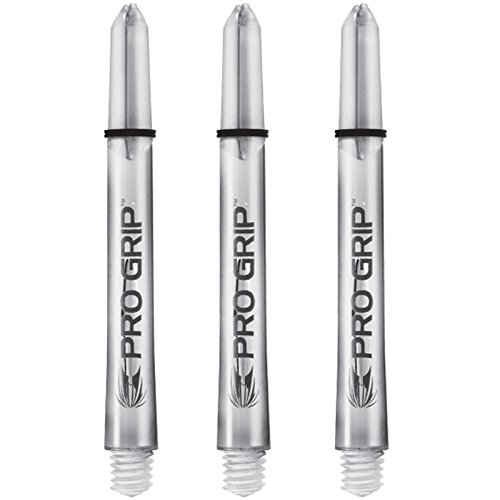 Target Pro Grip Dart Stiele–Klar–Größe 5I45Medium–5sets (15)