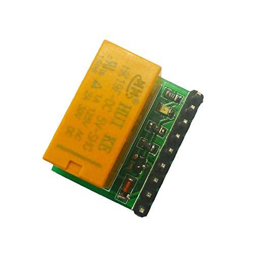 Ctzrzyt Dr21A01 5V Dpdt Módulo de Relé Placa de Interruptor de Inversión de Polaridad para