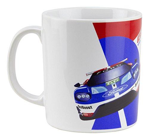 Ford GT Race Auto Kaffee Tasse–2016WEC Ford GT Chip GANASSI (Racing Team