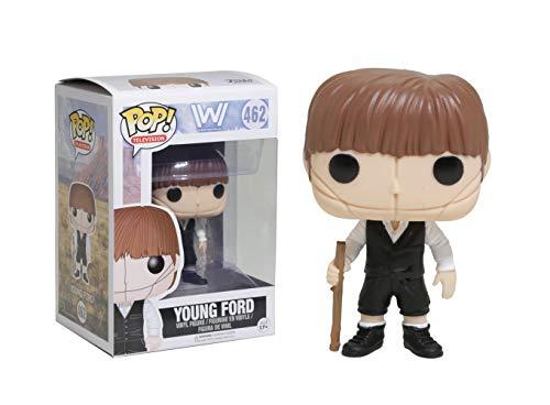 Funko Pop! - Young Dr. Ford figura de vinilo, seria Westworld...