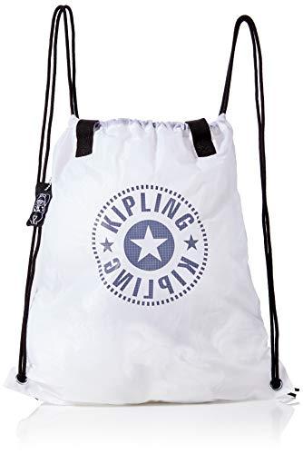 Kipling Drawpack, Tote Bag Unisex Adulto, transparente, 0x39x43 cm