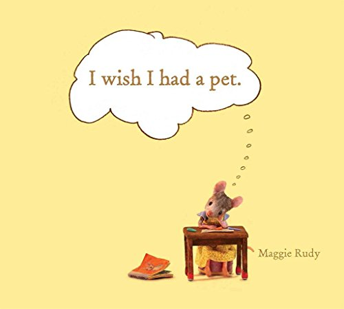 [(I Wish I Had a Pet)] [By (author) Maggie Rudy] published on (October, 2014)