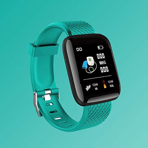 Oyznsb Uhr Smart Watches Smartwatch Kinderuhren Kinder Für Mädchen Jungen Smartwatch New Smart Clock Kind Fitness Tracker, Mint Green