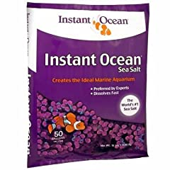 FORMULATED SPECIFICALLY FOR MARINE aquariumS Contains every major minor and trace element delicate marine fish and invertebrates need DISSOLVES FAST Superior solubility – provides a clear ready-to-use solution in minutes IDEAL pH Quickly achieves and...