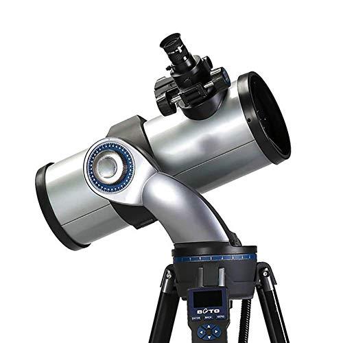 Y DWAYNE Telescopio astronómico Profesional Reflectante, telescopio HD DS20136 telescopio Estelar automático de observación de...