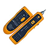 VISLONE Network Cable Tester, JW-360 Handheld Multifunction Wire Tracer , Cable Tester