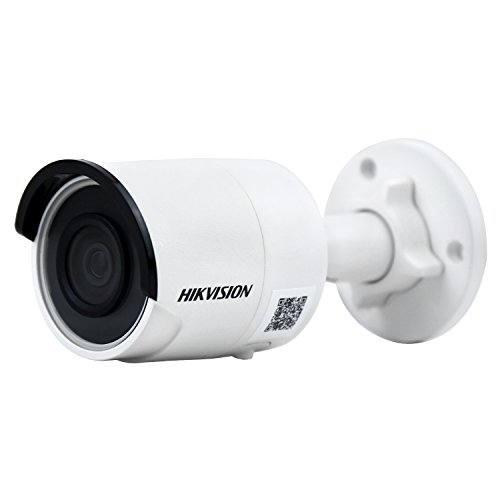 8.0 MP Outdoor with IR-Cut Prime 128(Day Night Motion Detection PoE Remote Access Plug and Play IR-Cut) IP-6mm