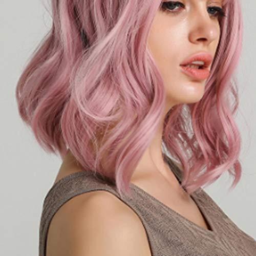 comprar pelucas rosa pastel online