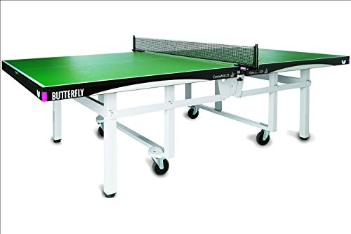 Butterfly Centrefold 25 Ping Pong Table | Indoor Rollaway Game Table | ITTF Approved Table Tennis...