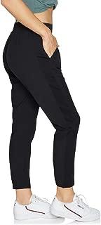 Rockwear Activewear Women's Fl Rib Panel Casual Pant Black 16