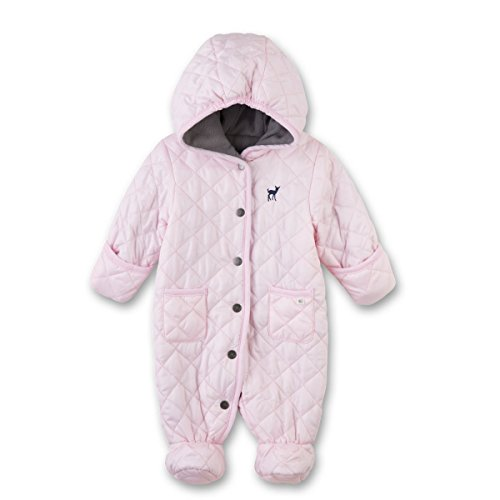 Combinaison d'hiver Baby Liv en rose taille 68