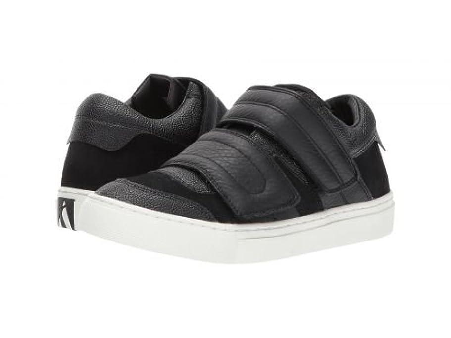 作家フォーマル湾SKECHERS(スケッチャーズ) レディース 女性用 シューズ 靴 スニーカー 運動靴 Side Street - Smooth Over - Black [並行輸入品]