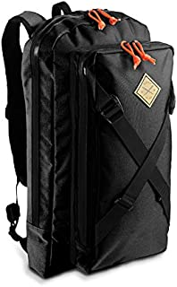 Sub Backpack-Black - Mochila Urbana Impermeable (18 L), Unisex