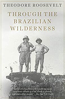 Through the Brazilian Wilderness by [Theodore Roosevelt]