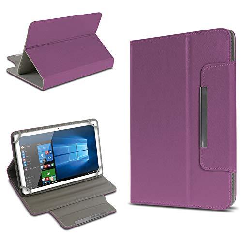 UC-Express Tablet Tasche für Blaupunkt Endeavour 1010 Hülle Schutzhülle Hülle Cover Lila