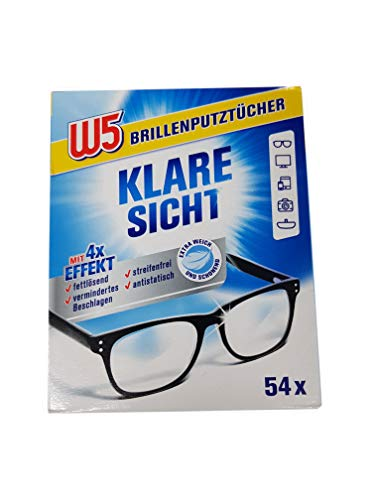 lidl w5 brillenputztücher preis