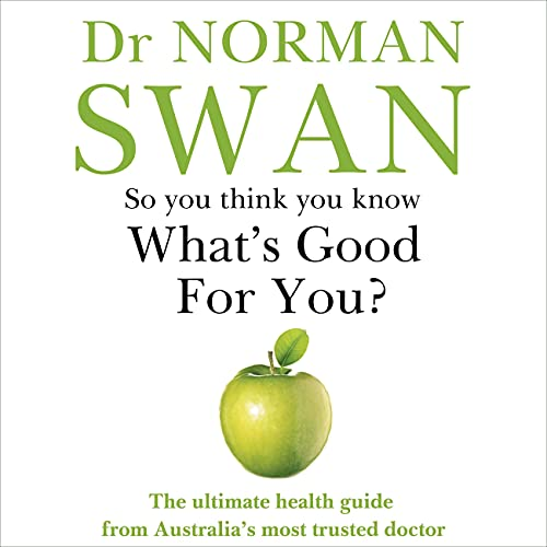 So You Think You Know What's Good for You? cover art