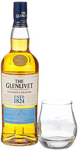 Glenlivet The Founder's Reserve Whisky (1 x 0.7 l)