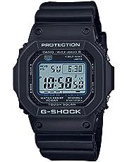 [カシオ] 腕時計 ジーショック 電波ソーラー スーパーイルミネータータイプ(高輝度なLEDライト) GW-M5610U-1CJF メンズ ブラック