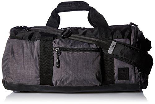 PUMA Men's Convert Hybrid Duffel Bags, Black, One Size