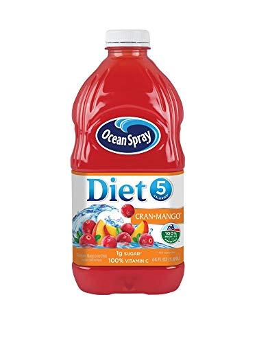 Ocean Spray Diet Cranberry Mango Juice Drink,...