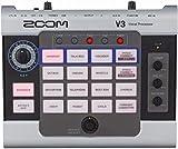 スタジオでも、ステージでも、ライブ配信でも、指先ひとつであなたの声を自由自在にメイクアップ。ハーモニー生成、ピッチ補正など、パワフルな16種類のボイスエフェクトを内蔵。デスクトップとライブステージの両方で使える、ZOOMのボーカルプロセッサ『V3』誕生。 HARMONY、VOCODER、TALK BOX、PITCH CORRECT-KEY、OCTAVE、UNISON、WHISTLE、PITCH CORRECT-CHROMATIC、DISTORTION、TELEPHONE、BEAT BOX、CHO...