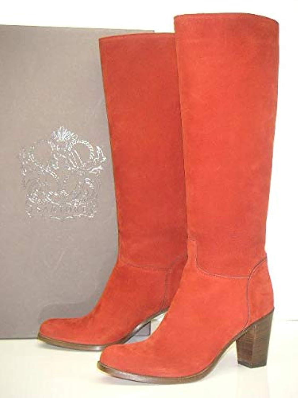 息切れ引き金湿地[サルトル] レディース 乗馬ブーツ ジョーパーズブーツ SR2241 APRICOT(赤レッド) 1-4/サイズ40(25~25.5cm) 003 MAR [並行輸入品]