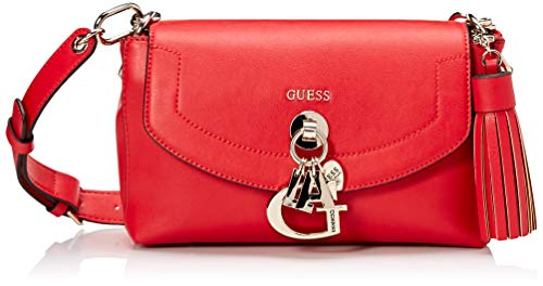 GUESS Gracelyn Crossbody Flap, red