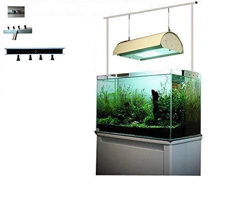 "Aquarium Light Suspension System 40"" Tank Bracket Hanging Kit"