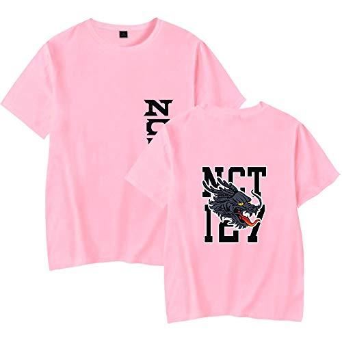 Landove NCT 127 Neo Zone T-Shirt Korte Mouw Unisex Zomer