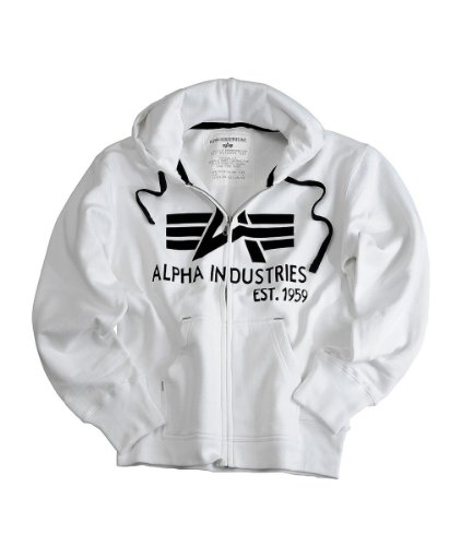 Alpha Industries Big A Classic Zip Hoody Kapuzenpu