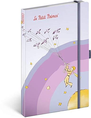 Notizbuch liniert mit Gummiband ca. A5 - Notizblock für Frauen, Mädchen, Jungen Teenager und Kinder - Schule und Büro Tagebuch Journal Notebook (My Planet)