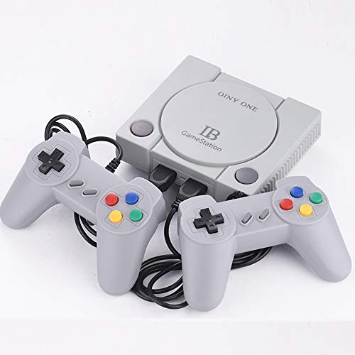 Handheld gameconsole, nostalgische gameconsole, rood-witte machine RS-70 mini high-definition HDMI-gameconsole voor thuis-tv